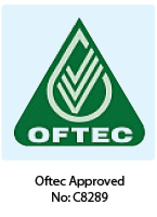 Oftec approved: No: C82989